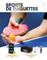 Catalogue Casal Sport en cours, Sports de raquettes, Page 1