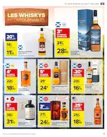Catalogue Carrefour en cours, Carte blanche à vos envies, Page 35
