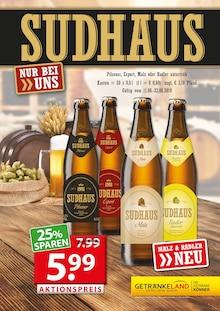 Getränkeland, SUDHAUS für Stralsund1