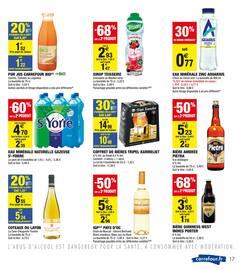 Catalogue Carrefour Market en cours, Maintenant et moins cher !, Page 17