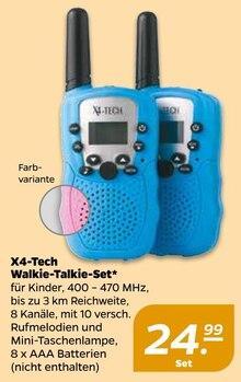 Spielwaren von X4-Tech im aktuellen NETTO mit dem Scottie Prospekt für 24.99€