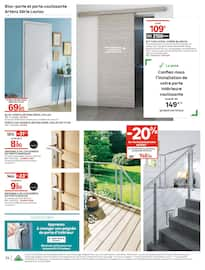Catalogue Leroy Merlin en cours, Solutions Maison, Page 24