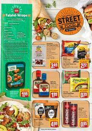 Aktueller REWE Prospekt, Street Food für Zuhause, Seite 2