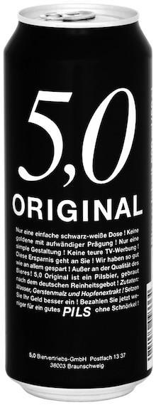 Bier im aktuellen REWE Prospekt für 0.38€