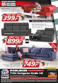 Aktueller Seats and Sofas Prospekt, November-Verkauf, Seite 3
