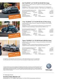 Aktueller Volkswagen Prospekt, Die neuen IQ.DRIVE Sondermodelle., Seite 2