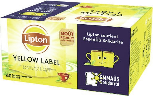 Thé Noir Yellow Label
