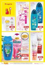 Aktueller Netto Marken-Discount Prospekt, Nackte Tatsache: Wir haben unverpacktes Obst und Gemüse., Seite 22