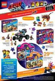 Catalogue Toys'r'us en cours, Carnaval, Page 8