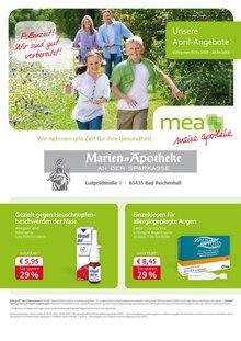 mea - meine apotheke - Unsere April-Angebote