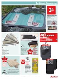 Catalogue Auchan en cours, Voilà les beaux jours !, Page 54