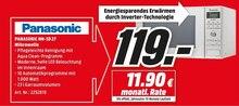 Elektronik von PANASONIC im aktuellen Media-Markt Prospekt für 119€