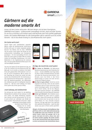 Aktueller BAUHAUS Prospekt, Gartenmaschinen 2019, Seite 6