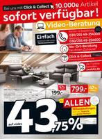 Aktueller XXXLutz Möbelhäuser Prospekt, 10.000e Artikel sofort verfügbar!, Seite 1