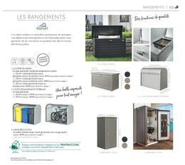 Catalogue Truffaut en cours, Dehors, la vie est Belle !, Page 125
