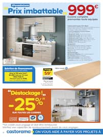 Catalogue Castorama en cours, Hop ! On change tout, Page 18