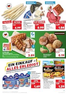 Brot im Kaufland Prospekt 9 Jahre in Folge. auf S. 36