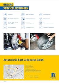 Aktueller Meisterhaft Autoreparatur Prospekt, Wir sorgen für ein gesundes Innenraumklima., Seite 3