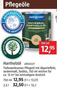 Hartholzöl Angebot: Im aktuellen Prospekt bei BAUHAUS in Achim