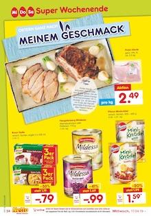 Netto Marken-Discount, SUPER WOCHENENDE - OSTERN GANZ NACH MEINEM GESCHMACK für Essen