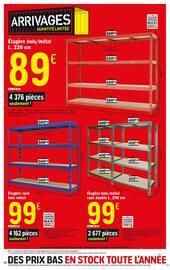 Catalogue Brico Dépôt en cours, Retour des prix bas, Page 26