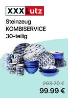Aktueller XXXLutz Möbelhäuser Prospekt, XXXL Spring Shelf Geschirr, Seite 1