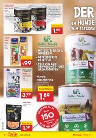Aktueller Netto Marken-Discount Prospekt, DER ORT, AN DEM REGIONALITÄT FÜR QUALITÄT STEHT., Seite 8