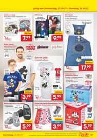 Aktueller Netto Marken-Discount Prospekt, DER ORT, AN DEM REGIONALITÄT FÜR QUALITÄT STEHT., Seite 37