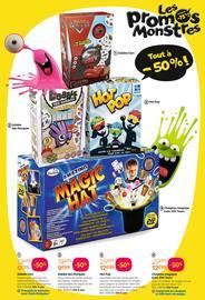 Catalogue Toys'r'us en cours, Les Promos Monstres, Page 4