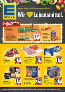 EDEKA, WIR LIEBEN LEBENSMITTEL! für Freudenberg
