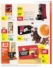 Catalogue Carrefour en cours, Le meilleur des petits déjeuners, Page 9