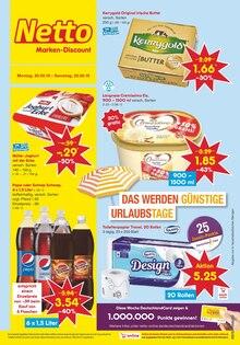 Netto Marken-Discount, DAS WERDEN GÜNSTIGE URLAUBSTAGE für Frankfurt (Main)
