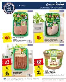 Catalogue Carrefour en cours, Manger Mieux au quotidien, c'est possible !, Page 4