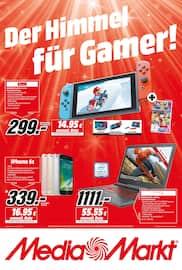 Media-Markt, Der Himmel für Gamer! für München
