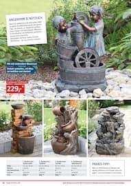 Aktueller BAUHAUS Prospekt, Wasser im Garten, Seite 68