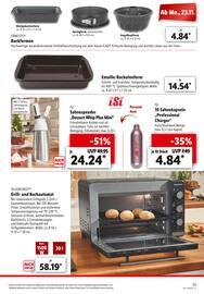 Aktueller Lidl Prospekt, Dein Weihnachtsmarkt, Seite 21