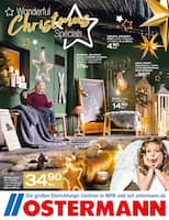Aktueller Ostermann Prospekt, Wonderful Christmas Specials, Seite 1