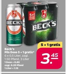 Bier im aktuellen NETTO mit dem Scottie Prospekt für 3.45€