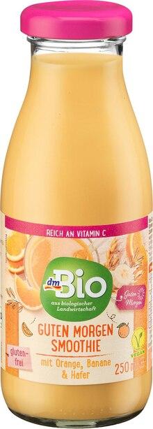 Guten Morgen Smoothie mit Orange & Banane und Hafer Angebot: Im aktuellen Prospekt bei dm-drogerie markt in Kassel