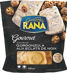 Grand Ravioli Gorgonzola Gourmet Giovanni à Colruyt dans Charmes
