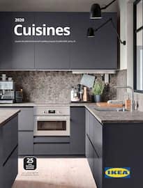 Catalogue IKEA en cours, Cuisines, Page 1