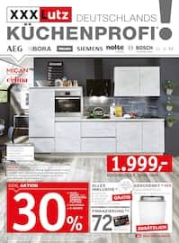 Aktueller XXXLutz Möbelhäuser Prospekt, Deutschlands Küchenprofi!, Seite 1