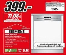 Elektronik von SIEMENS im aktuellen Media-Markt Prospekt für 399€