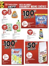 Catalogue Casino Supermarchés en cours, Priorité aux promos, Page 25