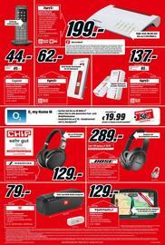 Aktueller Media-Markt Prospekt, Feiern, hochfahren, sparen!, Seite 7