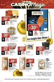 Catalogue Casino Shop en cours, Le mois Casino magic, Page 4