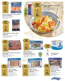 Catalogue Carrefour en cours, Un festin exceptionnel, Page 23