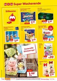 Aktueller Netto Marken-Discount Prospekt, Weihnachten wird lecker, Seite 30