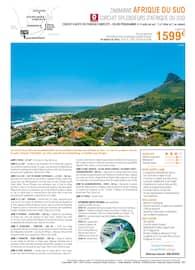 Catalogue E.Leclerc Voyages en cours, Vous aussi, partez, Page 101