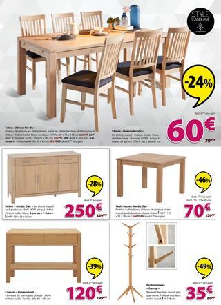Catalogue Jysk en cours, Des prix à vous faire fondre !, Page 2
